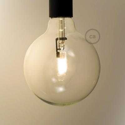 Halogénová glóbusová žiarovka E27 - Halo 126 - 28W