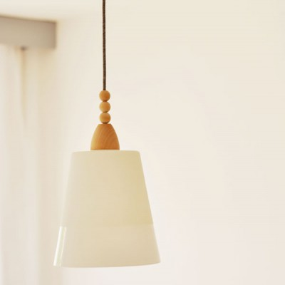 Zo starej lampy nový kúsok
