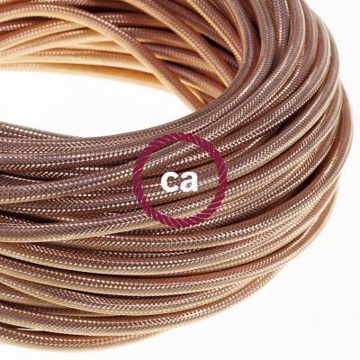 Nové káble opletené medeným vláknom a nové farby káblov so širším priemerom