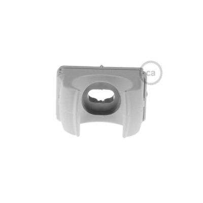 Plastová svorka pre trubice Creative-Tube s priemerom 16 mm