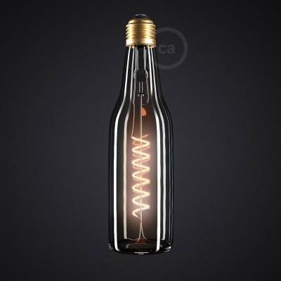 LED žiarovka Clear Beer - 8W E27 Stmievateľná 2200K