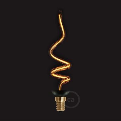 LED žiarovka Art Flame - 8W E14 Stmievateľná 2200K