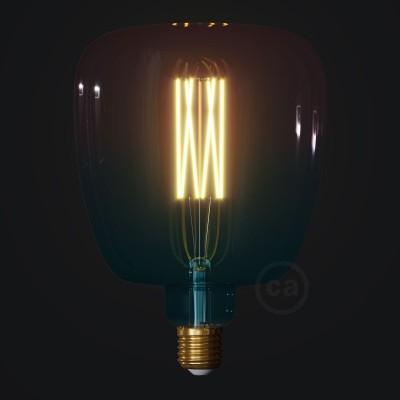 LED žiarovka Bona farebná kombinácia - sen (Dream), kolekcia Pastel, rovné vlákno 4W E27 Stmievateľná 2200K