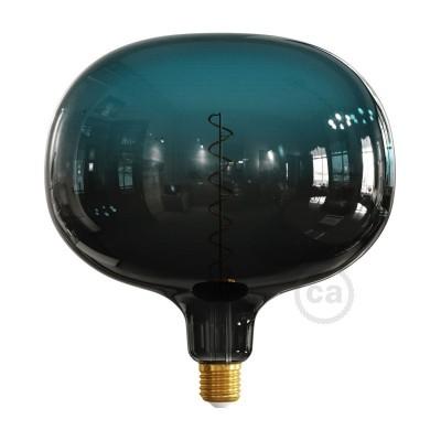 LED žiarovka Cobble farebná kombinácia - súmrak (Dusk), kolekcia Pastel, špirálové vlákno 4W E27 Stmievateľná 2200K