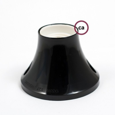Fermaluce Monchrome nástenné svietidlo z termoplastu
