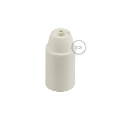 Objímka z termoplastu E14 hladká