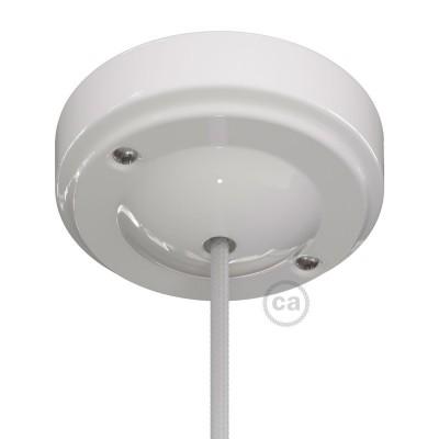 """Porcelánová """"minimalistická"""" stropná rozeta"""
