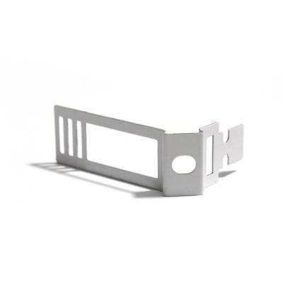 Biela nastaviteľná kovová svorka pre Creative-Tube