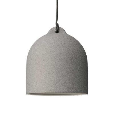 Keramické tienidlo Zvon M pre závesné lampy - Vyrobené v Taliansku
