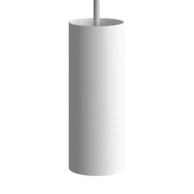 Tub-E14, valcové bodové tienidlo s E14 objímkou s krúžkami