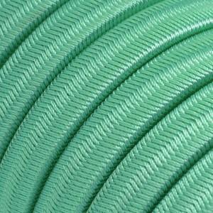 Textilný elektrický kábel pre Svetelné šnúry, potiahnutý hodvábnou textíliou CH69 Opal