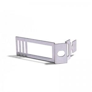 Pozinkovaná nastaviteľná kovová svorka pre Creative-Tube