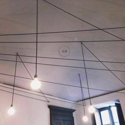 Enhancers: Geometrická inštalácia