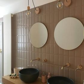 Buďte kreatívni: Ilaria Vergori - Kúpeľňa s nádychom luxusu